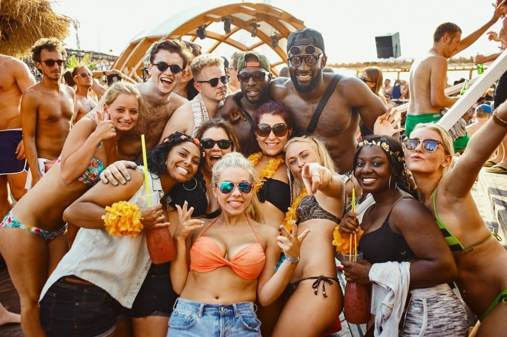 Zrce Partypeople im Club Noa (1)