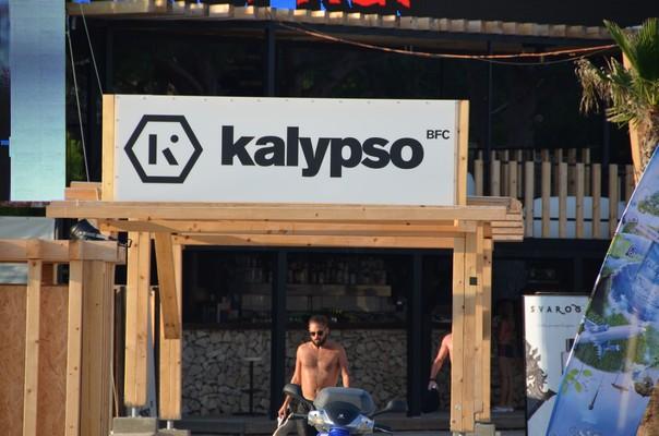 Kalypso Eingang