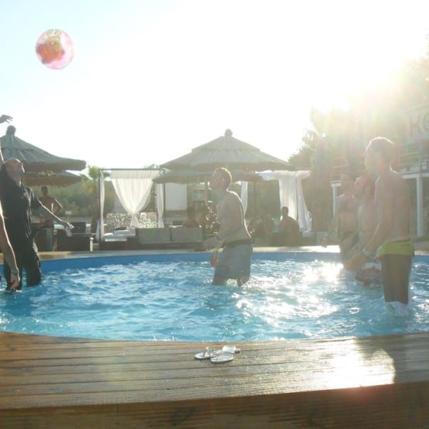 Kalypso Zrce Poolparty