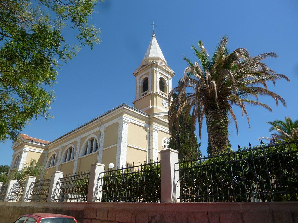Kirche Kapelle Novalja Kroatien (1)