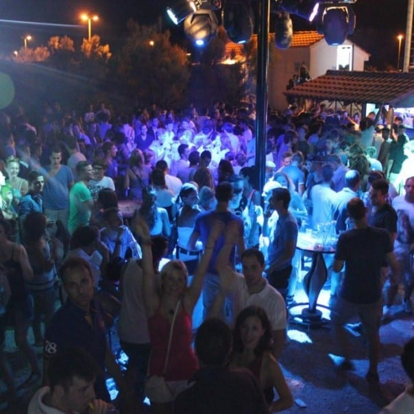Zrce Party Beach im Euphoria