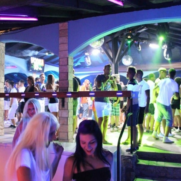 Zrce Party Beach im Euphoria 2012