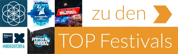 Zu den Top Festivals