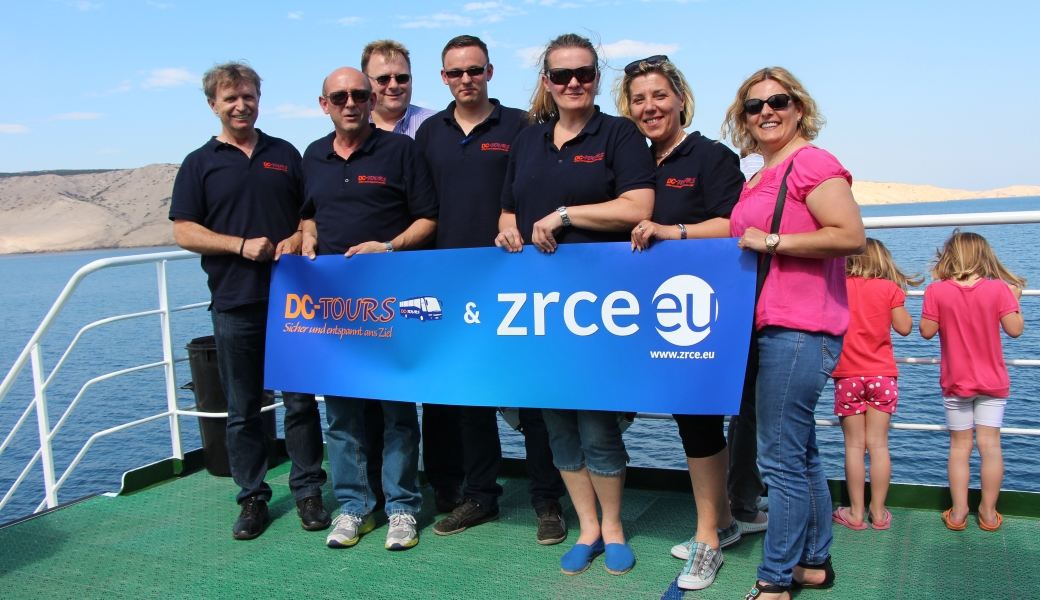 Bus Team Zrce Novalja Bus