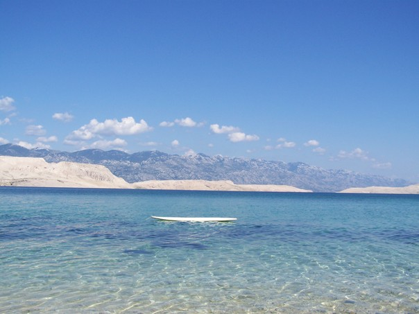 Insel Pag Meer (2)