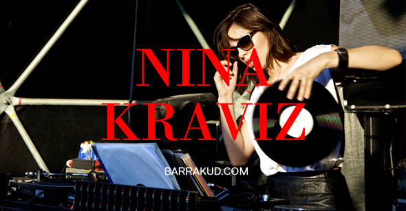 Nina Kraviz DJane