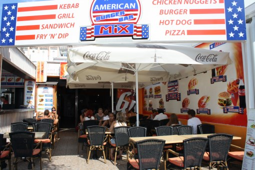 American Burger Bar Novalja
