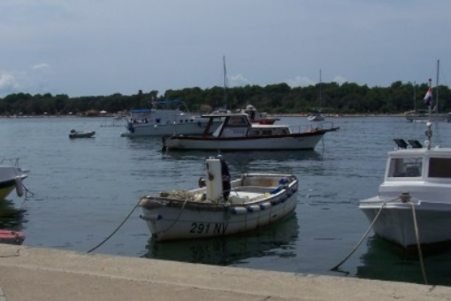 Novalja Boote
