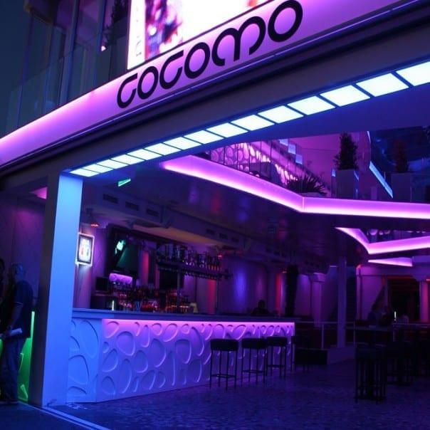 Cocomo Eingang - Club Novalja