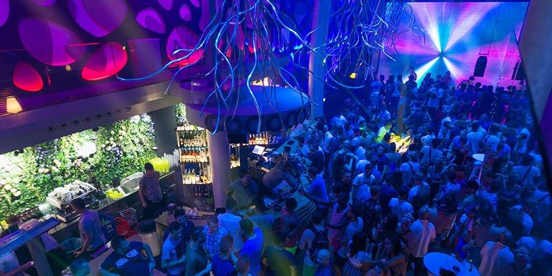 Party im Cocomo Club Novalja