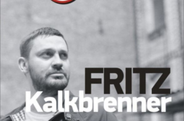 Fritz Kalkbrenner Flyer Papaya