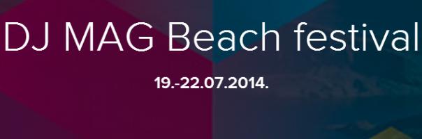 DJ MAG Beach Festival 2014