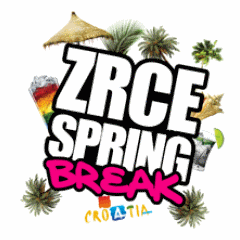 Zrce Spring Break 2014 Logo