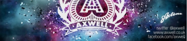 Axwell 2014 im Aquarius