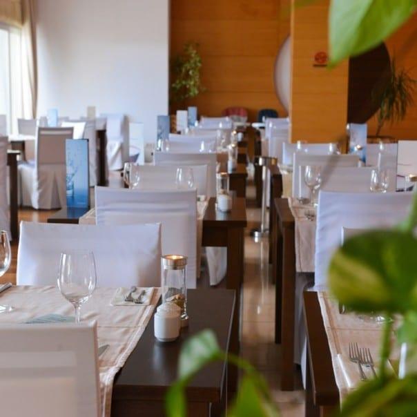 Hotel Luna - Novalja - Buffet