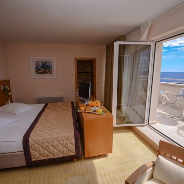 Panorama Zimmer - Hotel Luna - Novalja
