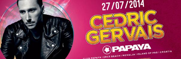 Papaya & Lemonade night / CEDRIC GERVAIS