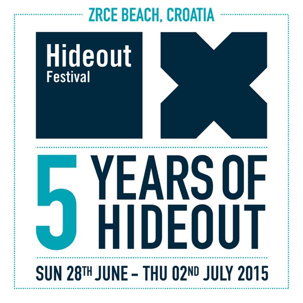 Hideout 2015 Logo