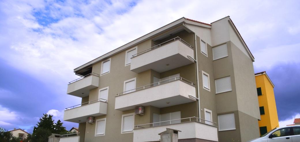 Außenansicht Apartmenthaus Lucky