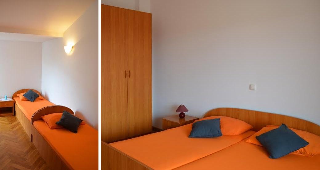 Schlafzimmer Apartmenthaus Dreamy