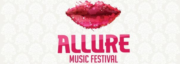 Flyer und Bild Allure Music Festival
