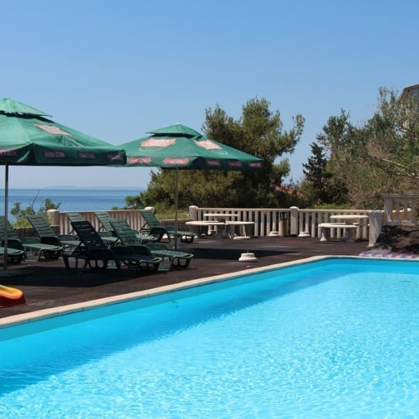 Mac Adam's Apartment Novalja Pool