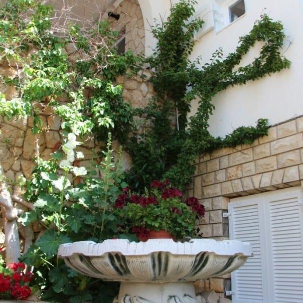 Mac Adam's Apartment Gartenanlage