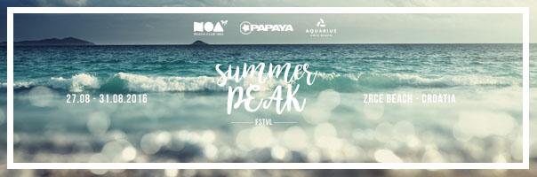 Summer Peak Festival 2016