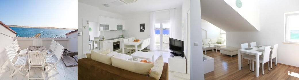 Barbati Apartments Zrce