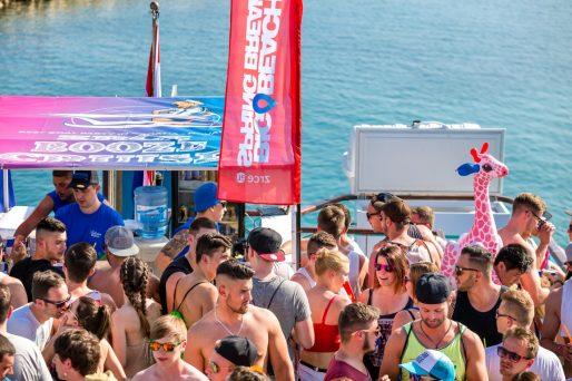 Booze Cruise Long Beach 2019 Big Beach Spring Break 2018