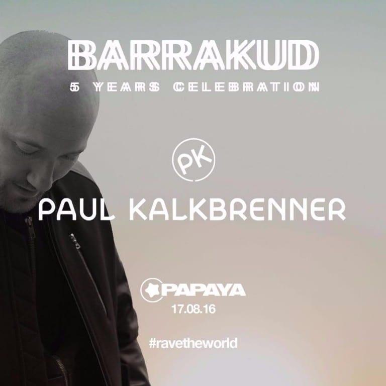 Paul Kalkbrenner Barrakud