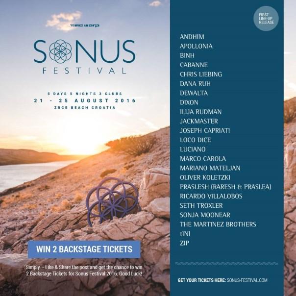 Sonus Flyer