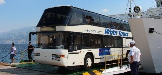 Bus Zrce