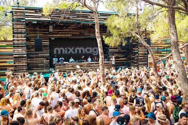 Hideout Festival 2016 Zrce Beach
