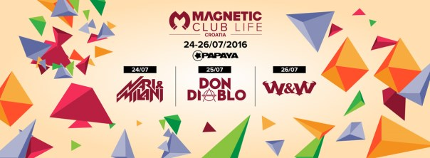 Magnetic Club Life Croatia 2016