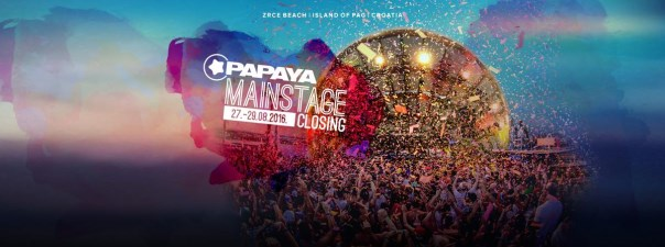 Main Stage Closing 2016 @ Papaya