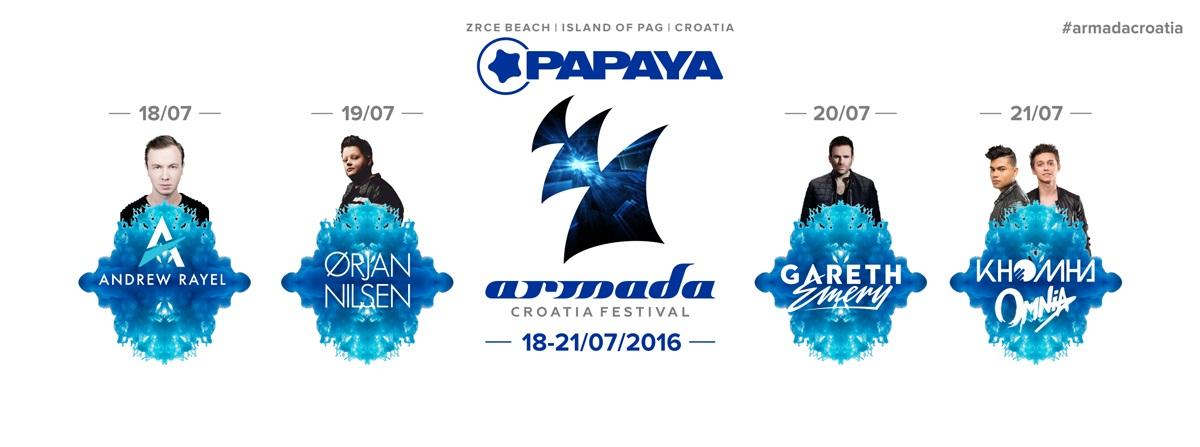 ARMADA Croatia Festival 2017