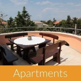 Zrce Apartments