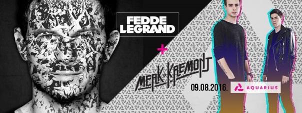 Fedde Le Grand + Merk & Kremont