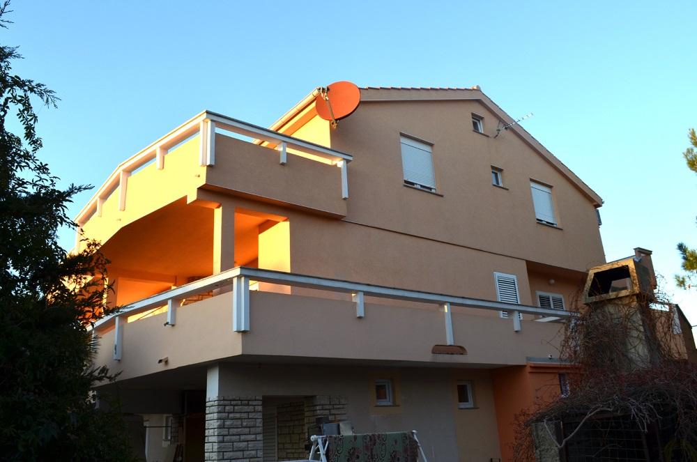 Ocean Apartment Novalja Außenansicht