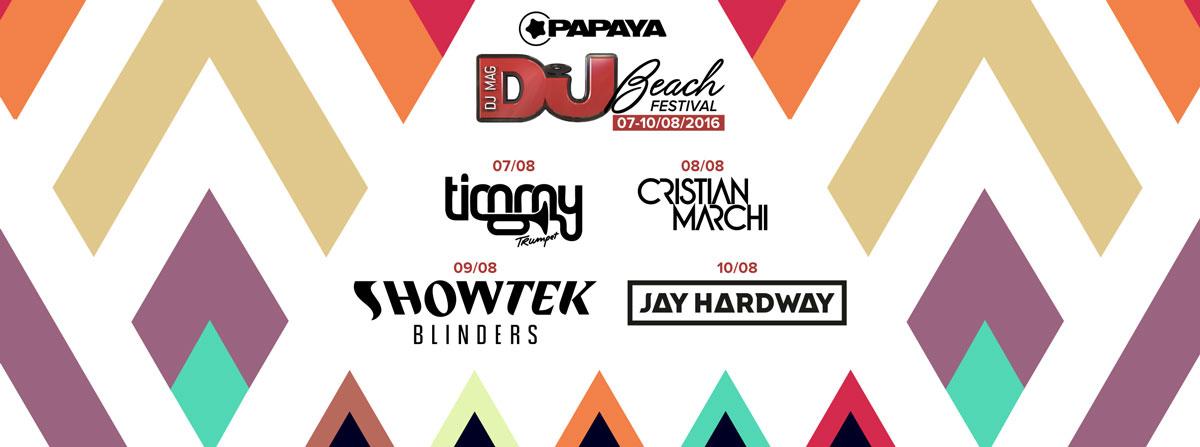DJ Mag Festival