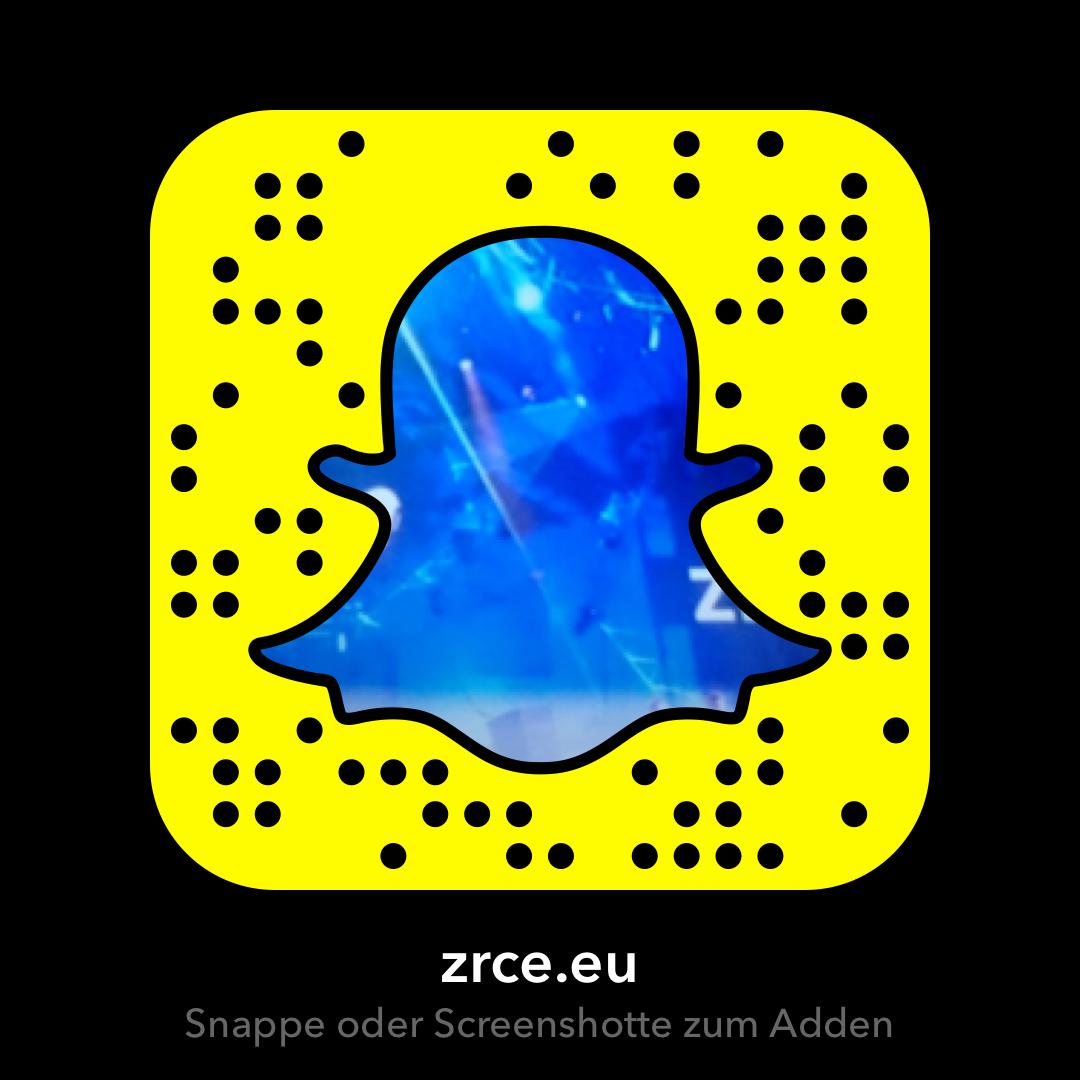 Zrce on Snapchat