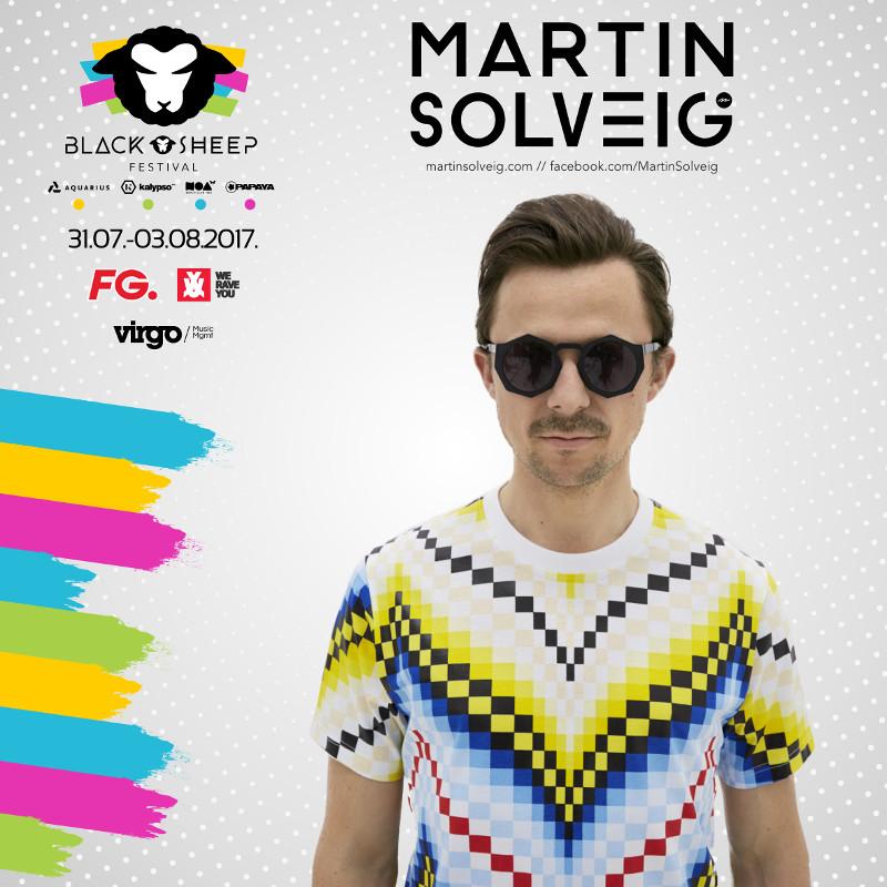 Martin Solveig Black Sheep Festival
