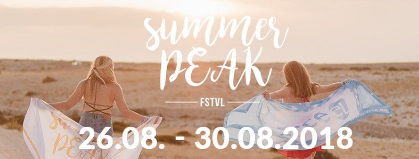 Summer Peak 2018