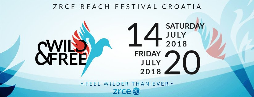 Wild and Free Festival 2018