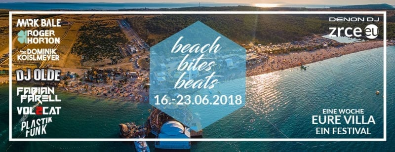 Beach Bites Beats - Reise-Informationen