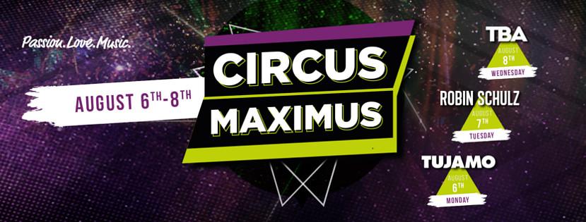 Circus Maximus 2018