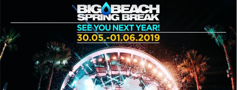 Big Beach Spring Break 2019