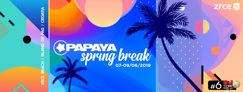Papaya Spring Break