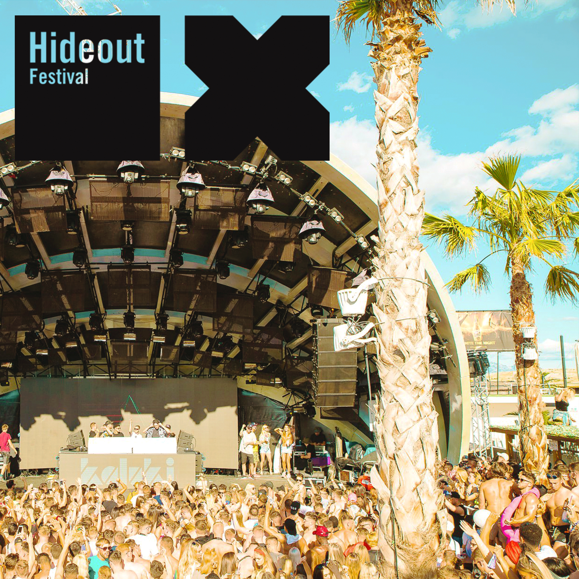 Hideout Festival 2019 - The Best of Tech-House and Techno - zrce eu